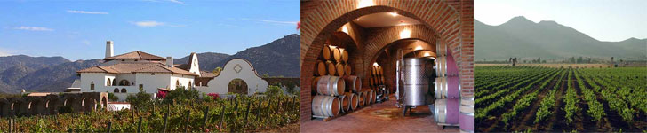 Adobe Guadalupe Winery in Ensenada